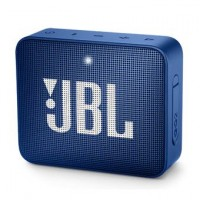 JBL GO 2 (1.0) - Blue, 3Вт, 180Hz-20kHz, 80dB, Line-In 3.5mm, Bluetooth, USB