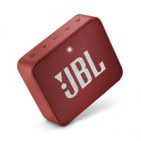 JBL GO 2 (1.0) - Red, 3Вт, 180Hz-20kHz, 80dB, Line-In 3.5mm, Bluetooth, USB