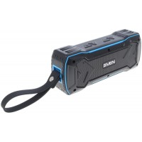 Sven PS-220 (2.0) - Black-Blue, 10Вт