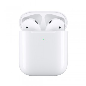 Apple AirPods with wireless charging case, (MRXJ2RU)