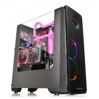 Thermaltake View 28 RGB Riing Edition, Black