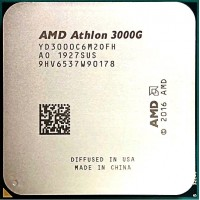 AMD Athlon 3000G 3.5GHz