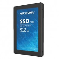 SSD диск Hikvision E100N 512GB, (HS-SSD-E100N/512G)