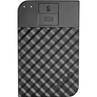 Verbatim Fingerprint Secure 1TB, Black