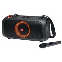 JBL Partybox On-The-Go (1.0) - Black, 100Вт