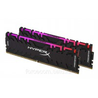 Kingston HyperX Predator RGB 16GB (2х8GB) 3000MHz DIMM DDR4, (HX430C15PB3AK2/16)