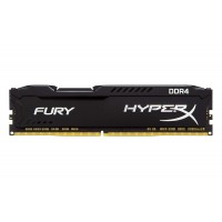 Kingston HyperX Fury Black 8GB 3466MHz DIMM DDR4, (HX434C16FB3/8)