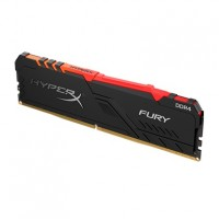 Kingston HyperX Fury Black RGB 16GB 3000MHz DIMM DDR4, (HX430C15FB3A/16)