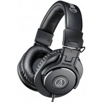 Audio-Technica ATH-M30X, 15Hz-22kHz, 47 Om, 96dB, 3m, Black
