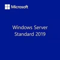 Microsoft Windows Server Standard 2019, 1pk DSP OEI, 16 Core, 64-bit Russian, DVD, (P73-07797)